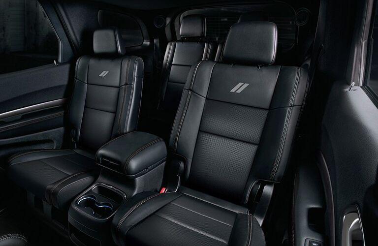 2020 Dodge Durango rear passenger space