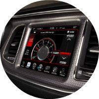 2016 Dodge Challenger Uconnect system