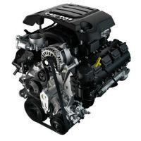 5.7-liter Hemi V8