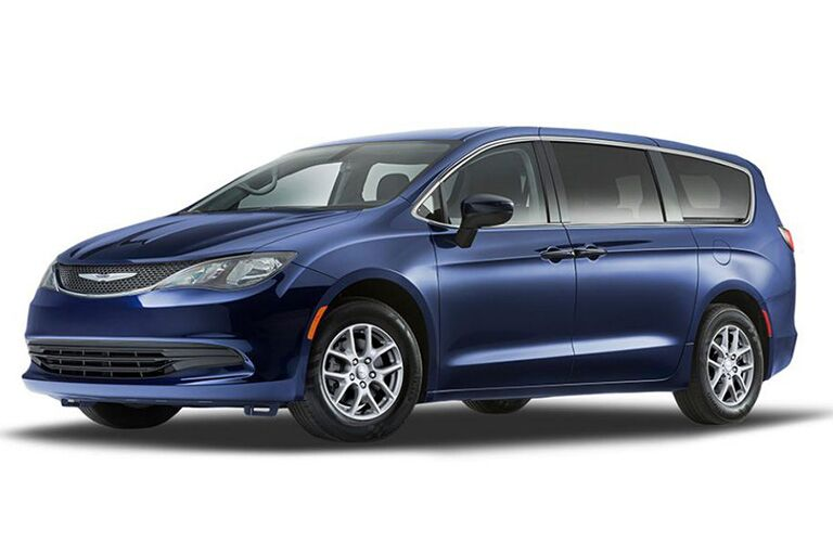 2020 Chrysler Voyager exterior styling