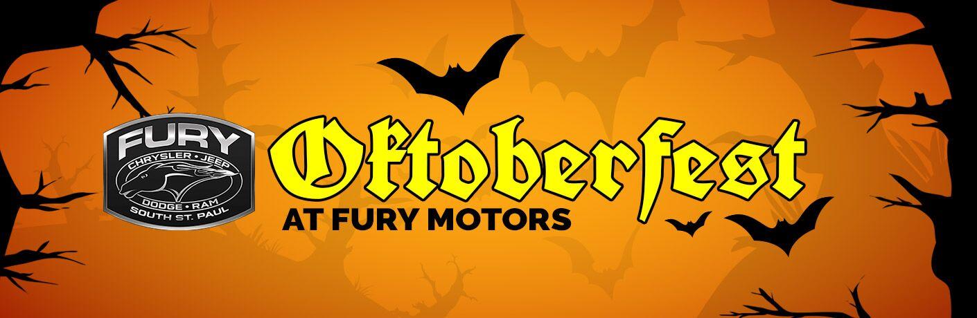 Octoberfest at Fury Motors