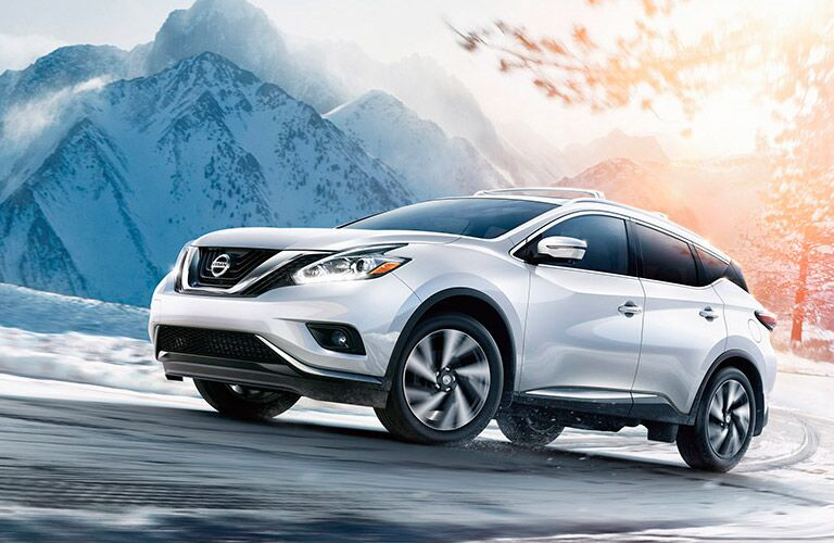 2016 Nissan Murano vs 2016 Nissan Rogue engine options
