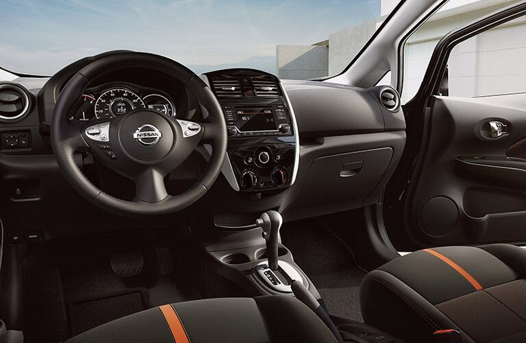 2016 Nissan Versa Note Steering Wheel