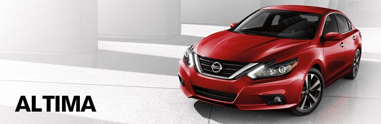 You May Be interested in Nissan Altima