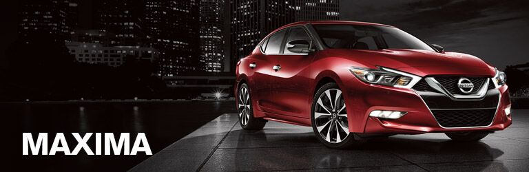 You May Be Interested in Nissan Maxima