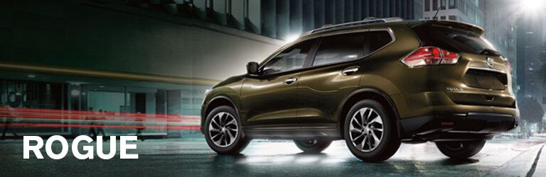 You May Be interested in Nissan Rogue