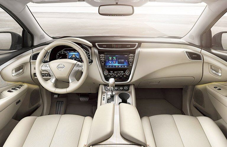 2017 Murano NissanConnect system
