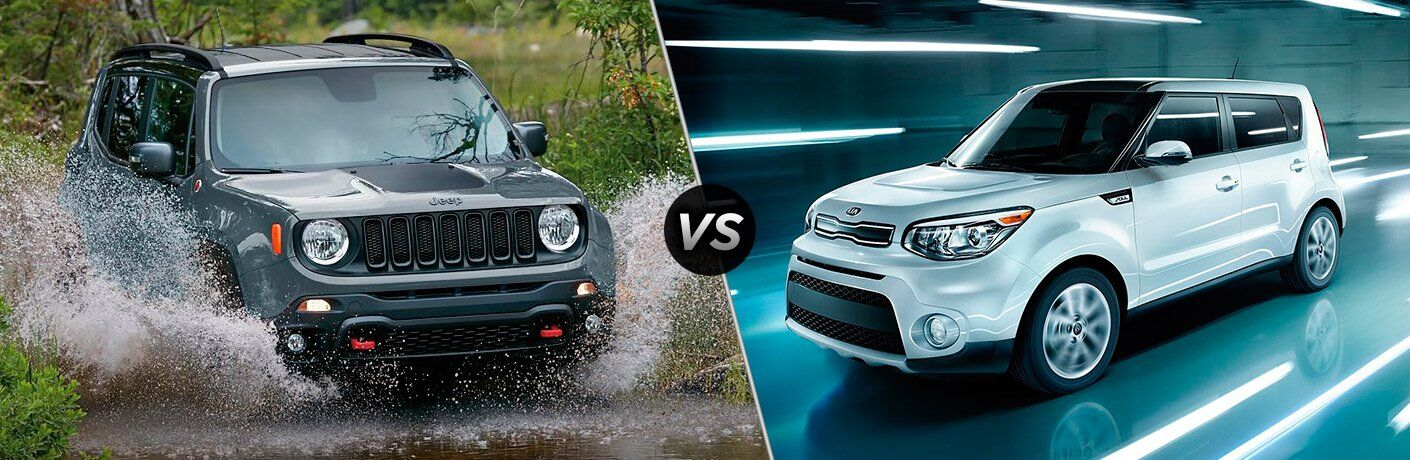 2017 jeep renegade vs 2017 kia soul. Black Bedroom Furniture Sets. Home Design Ideas