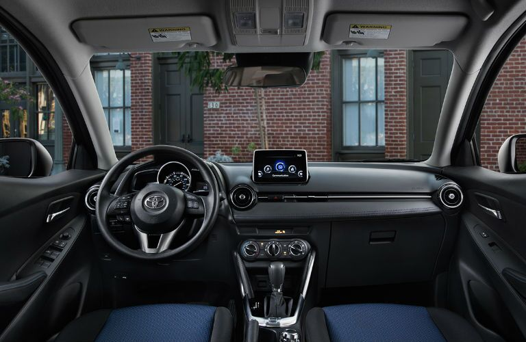 Yaris iA command center