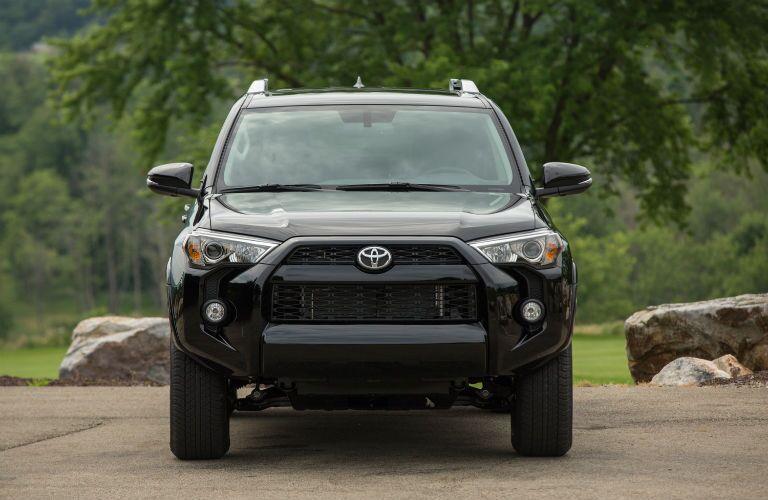 2017 Toyota Highlander front grille design