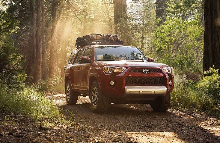 2017 Toyota 4Runner off-road capabilities