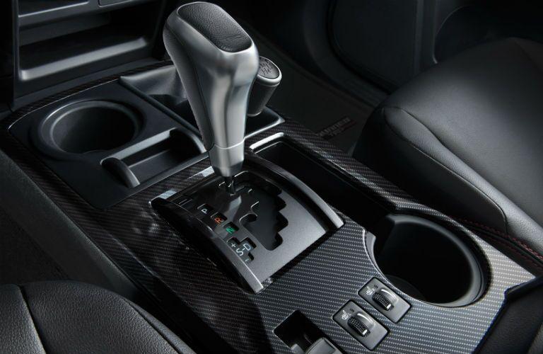 2017 Toyota 4Runner shift knob