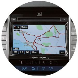 Does the 2017 Tundra have a navigation?