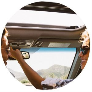 2017 Toyota Camry moonroof