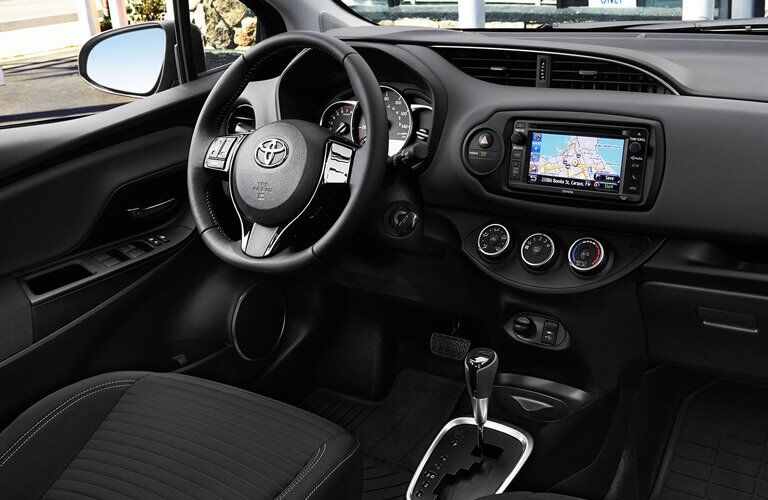 Yaris Command Center