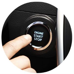 2017 Toyota Camry push button start