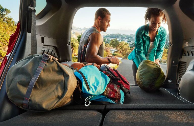 How much space does the 2017 Toyota RAV4 have?