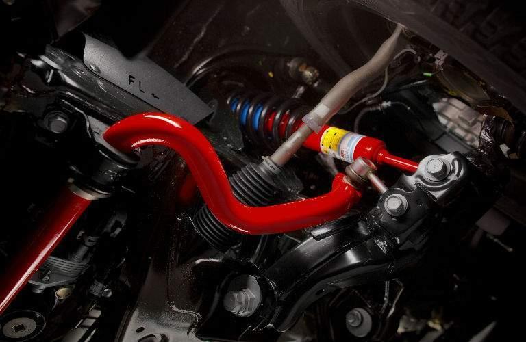 2018 Toyota Sequoia engine option