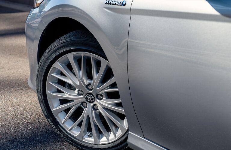 2019 Toyota Camry Hybrid front left wheel