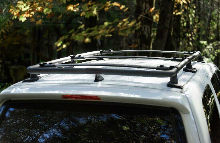 2020 Toyota Sequoia roof rack