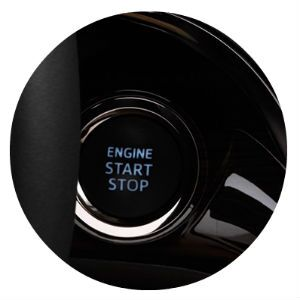 Does the Toyota Avalone have push button start?