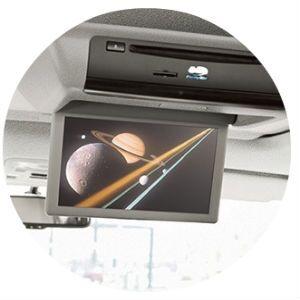 Toyota Highlander rear-seat entertainment