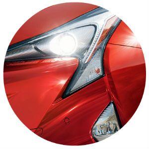 2016 Toyota Prius LED Lighting