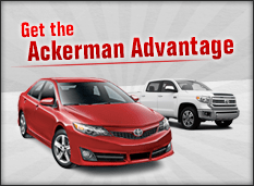 the Ackerman Advantage