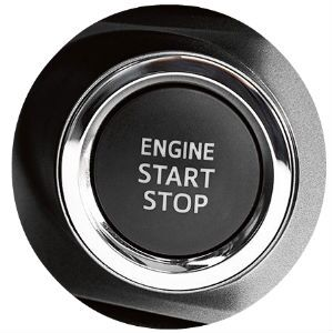 Does the Toyota Tacoma have a push button start?