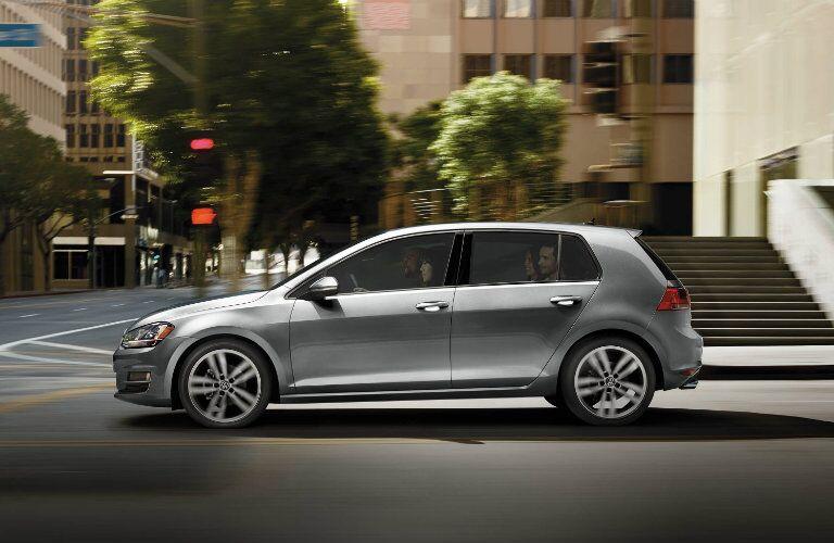 2016 Volkswagen Golf Reflex Silver Metallic