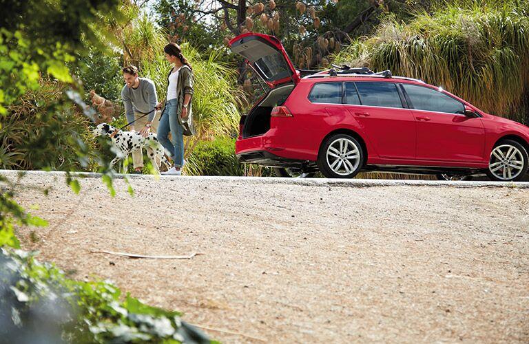 2016 Volkswagen Golf SportWagen Hatchback Design