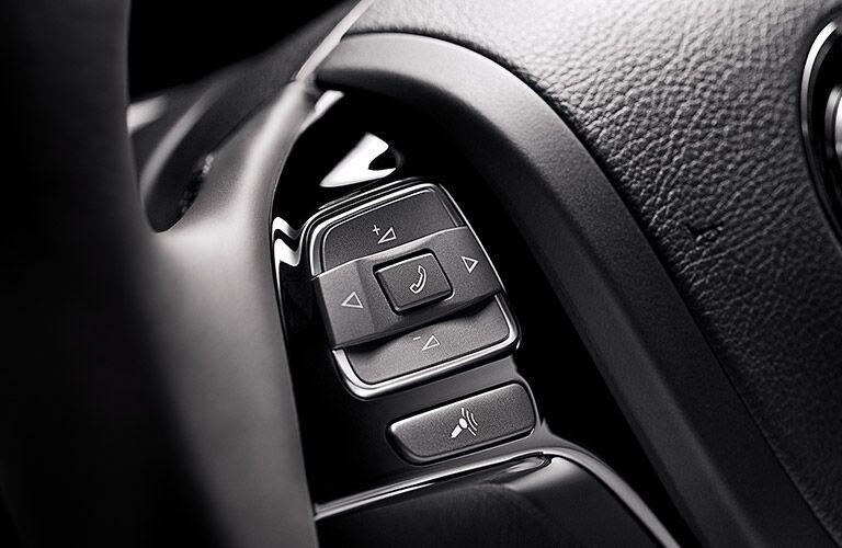 2016 Volkswagen Touareg Las Vegas NV Multi-Function Steering Wheel