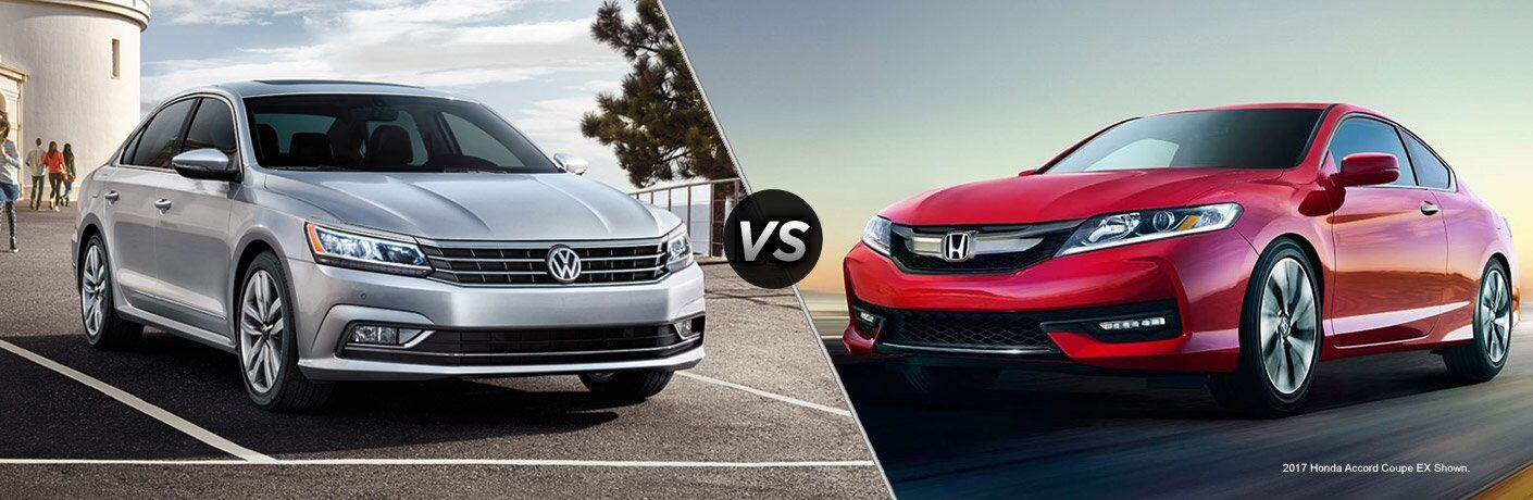 Passat vs Accord