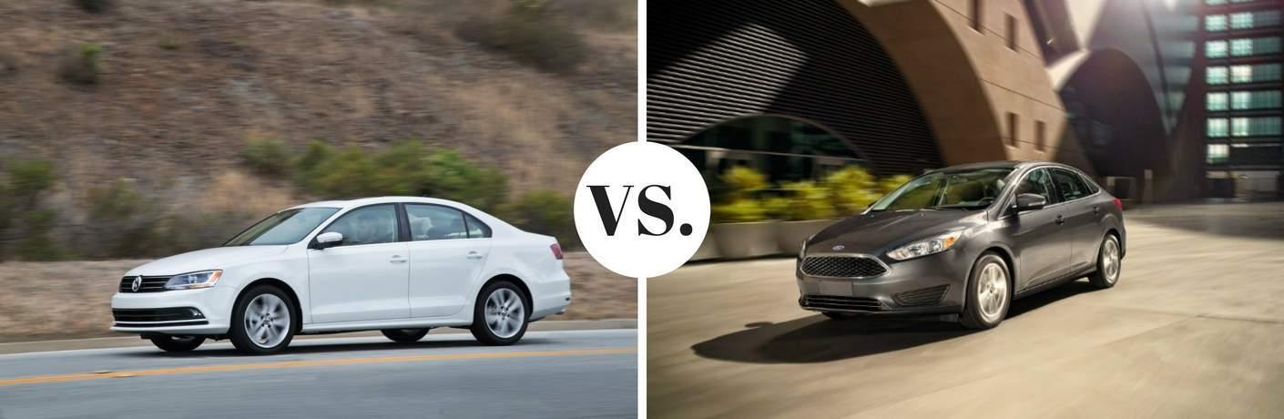 2017 Volkswagen Jetta vs 2017 Ford Focus