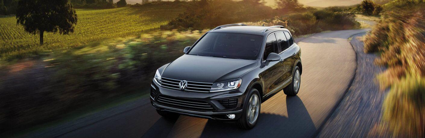 2017 Volkswagen Touareg Las Vegas NV