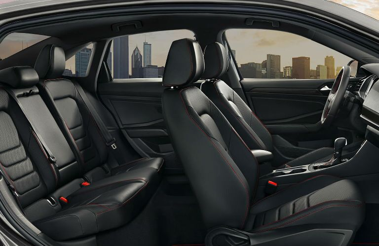 2020 Volkswagen Jetta GLI passenger seats