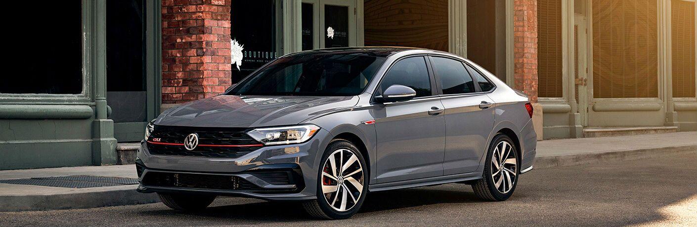 2020 Volkswagen Jetta GLI side profile