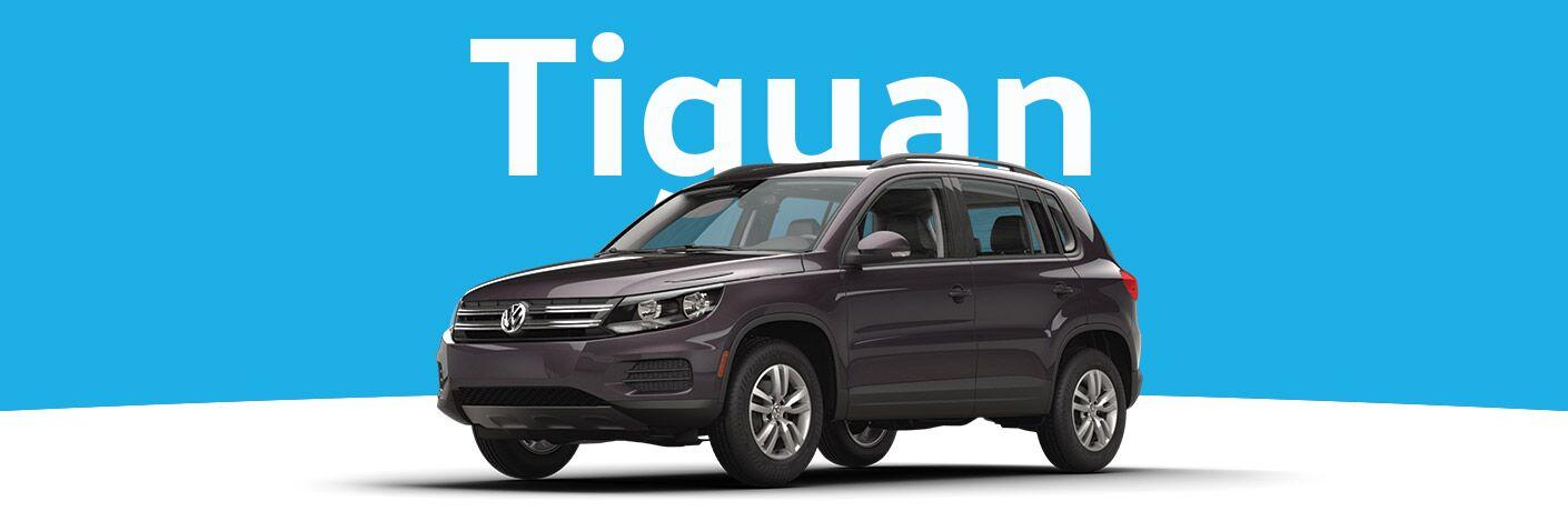 2016 Volkswagen Tiguan National City CA
