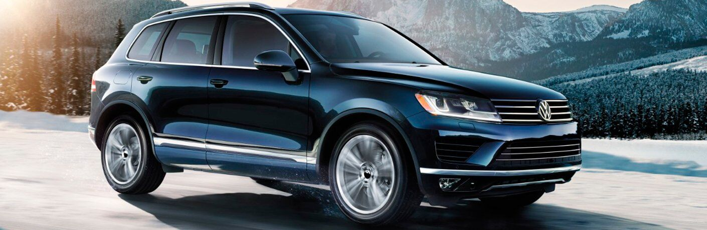2017 Volkswagen Touareg National City, CA