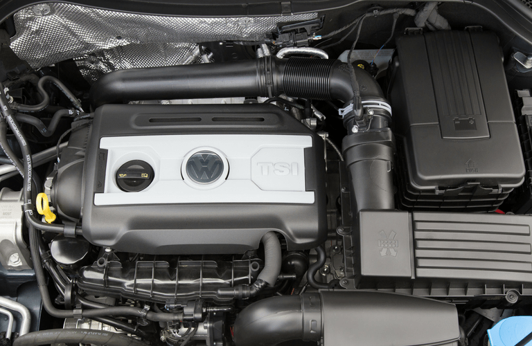 2017 VW Tiguan TSI engine_o