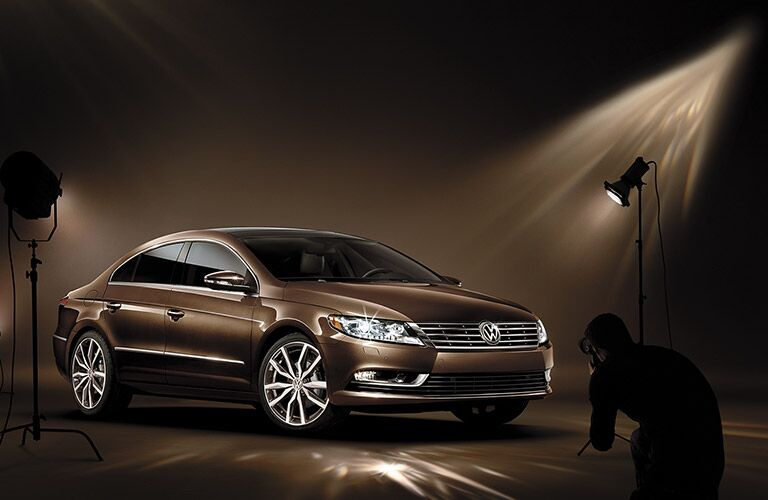All-wheel drive Volkswagen CC