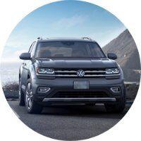 2018 Volkswagen Atlas grille