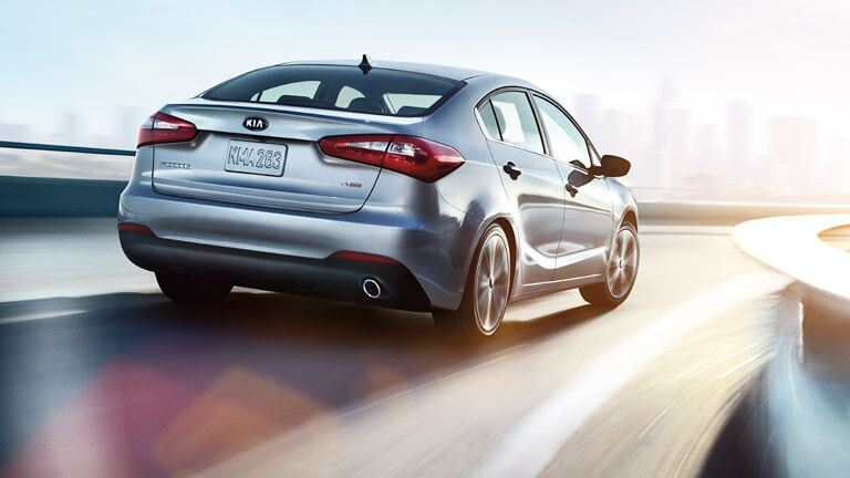 2016 Kia Forte feature comparison Boucher Kia