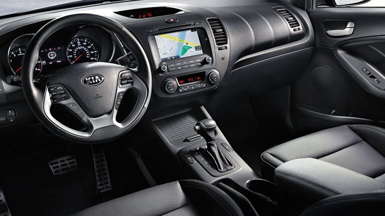 2016 Kia Forte Navigation Boucher Kia