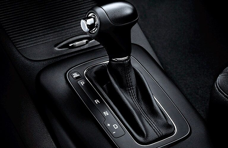 2016 Forte Koup Leather Wrapped Gear Shift Knob