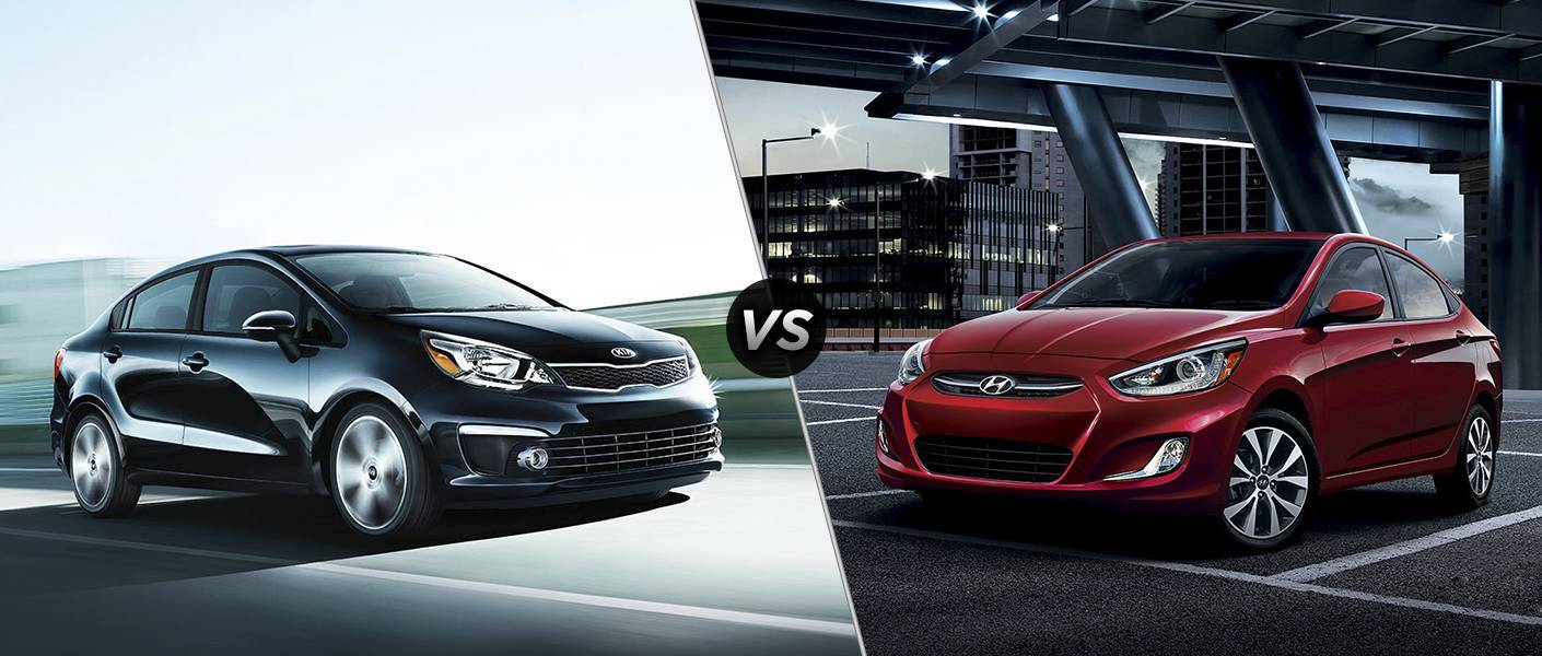2016 Kia RIo Comparison Boucher Kia Milwaukee, WI