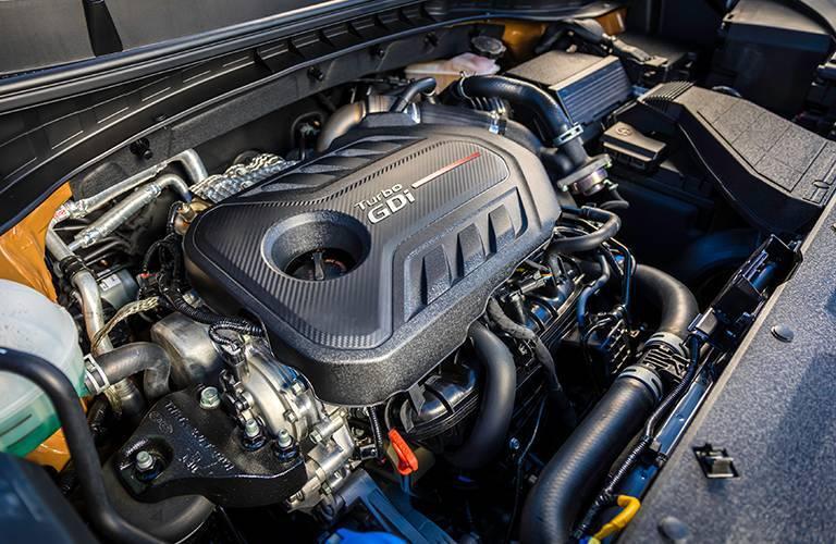 2017 Kia Sportage 2.0L Turbo engine