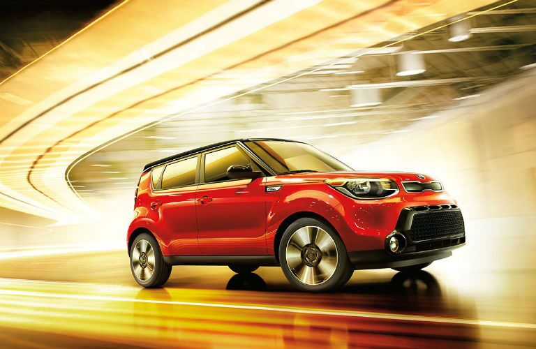 2016 Kia Soul color options Boucher Kia Milwaukee, WI