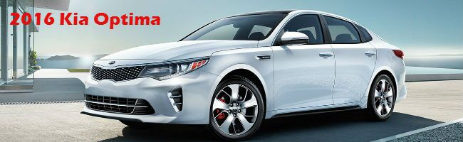 2016 Kia Optima Boucher Kia Milwaukee, WI
