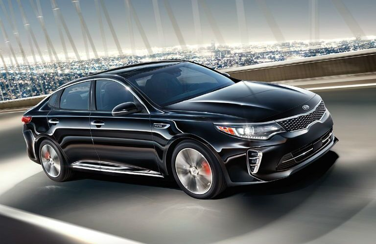 2016 Kia Optima exterior Boucher Kia Milwaukee, WI
